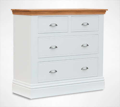 New England 2 Plus 2 Chest Of Drawers Countryside Furnishers