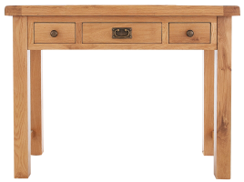 Oakham 3 Drawer Dressing Table