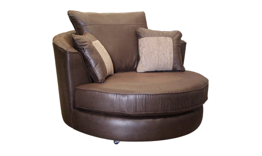 Awesome Buoyant Lido Snuggle Swivel Chair
